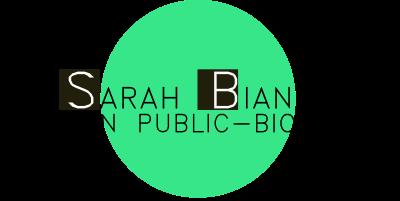 Sarah Biancki – écrivain public et biographe